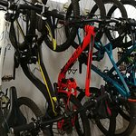 Our Fullsuspension Bikes