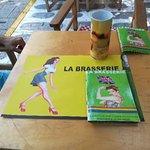 Foto van La Brasserie