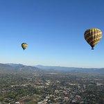 Bild från Balloons Above the Valley