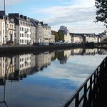 High Tide in Quimper