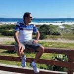 Recupero as minhas energias, nas belas praias do meu Brasil.