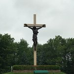 Cross in the Woods