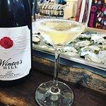 2016 Ninebark Sparkling wine