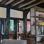 2nd level restaurant space