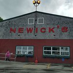 """Front view of Newick""""s Seafood Restaurant"""