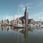 Foto van Haven van Harlingen