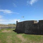Walls Charles Fort