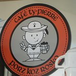 Cafe Ty Pierre Roscoff Foto
