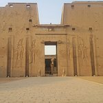 Photo of Temple of Horus at Edfu