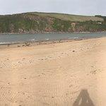 Bantham Beach fényképe