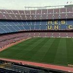 Bild från Camp Nou