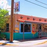 La Nueva Casita Cafe - Front Door - July 2018
