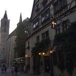 Foto de Hotel Reichskuechenmeister, the heart of rothenburg