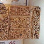 Bild från Matenadaran - Museet för antika skrifter