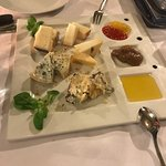 Starters (Cheese platter)