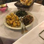 Potatoes & Veg