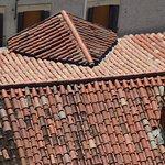 Les toits de Palavas les flots
