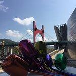 Bilde fra Guggenheim Museum Bilbao