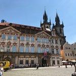 Foto van Old Town Square