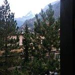View of Matterhorn was perfect