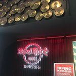 Hard Rock Cafe Tenerife Foto