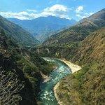 Caminho até hidrelétrica