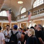 Ellis Island tells the story of immigration