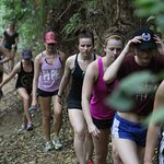 Yoga Retreat Hiking Group