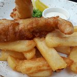 Yummy Fish and chips