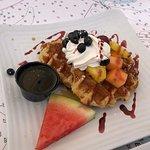 amazing waffles!