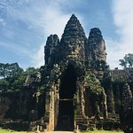 Photo of Bayon Temple