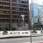 Photo of Picasso Statue