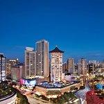 シンガポール マリオット ホテル
