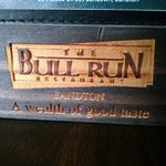 Foto de The Bull Run Restaurant