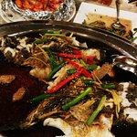 Steam fish