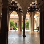 Palacio de la Aljaferia Foto
