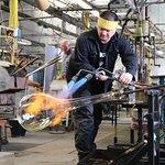 Bild från Hadeland Glassverks Factory