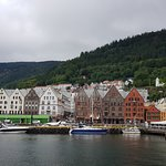 Photo of Bryggen Hanseatic Wharf
