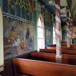 Photo of The Painted Church