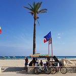 Photo de Spiaggia di San Vito lo Capo