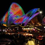 Vivid Sydney @ The Opera House