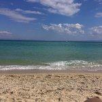 Photo de Polichrono Beach