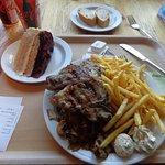 Restaurant Víkurskali Foto