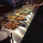 good & tasty assortment of food