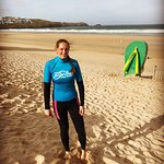 Foto di Fistral Beach Surf School
