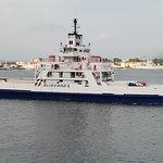 """La nave che unisce lo stretto """"ferry boat"""""""