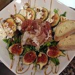 heerlijke Geitenkaas salade