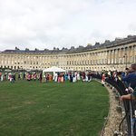 2018 Jane Austen festival at Royal Crescent