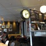 Aarhus, Cafe Drudenfuss, inside