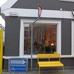 Aarhus, Vaca, corner Mejlgade - Graven
